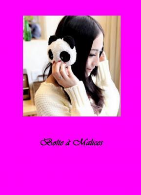 Cache oreille panda 1