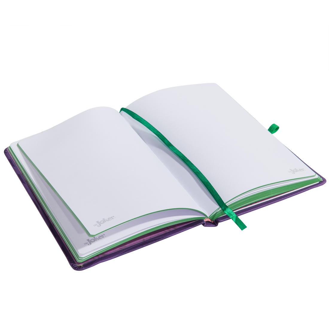 Dccomics the joker notebook a5