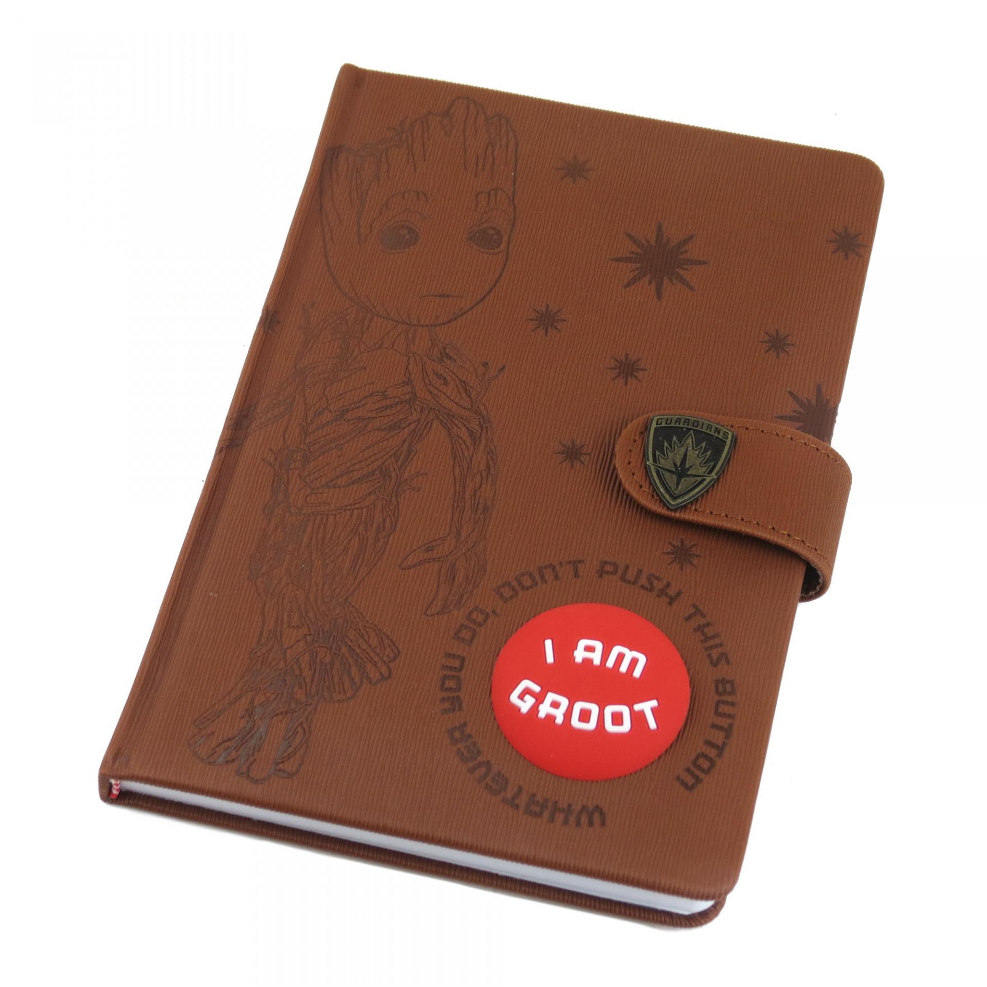 Groot audio premium notebook sonore