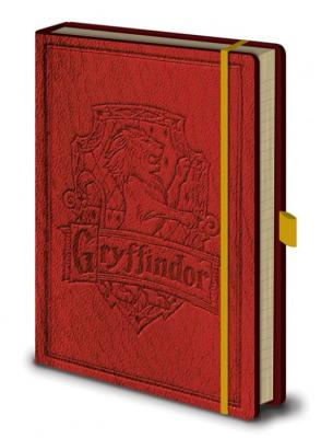 Harry potter gryffindor premium a5 notebook