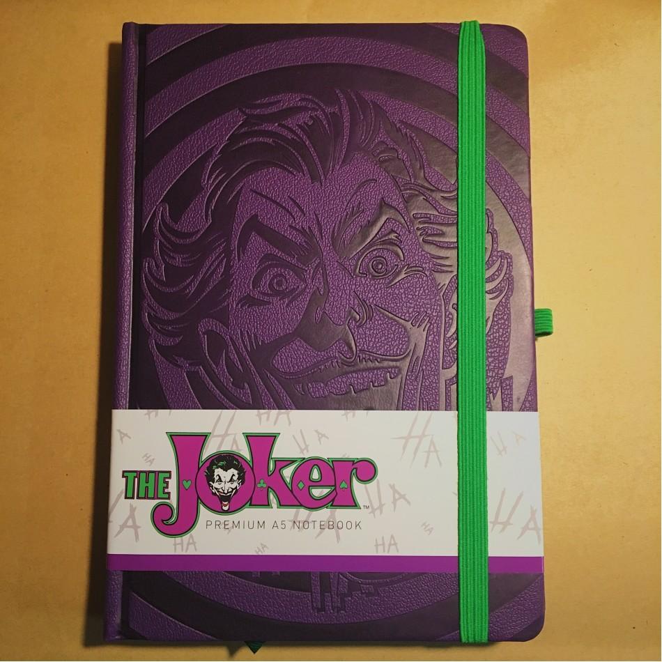 Joker cahier de notes a5