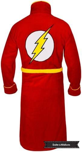 Peignoir flash