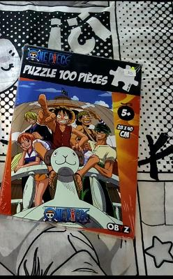 Puzzle one piece