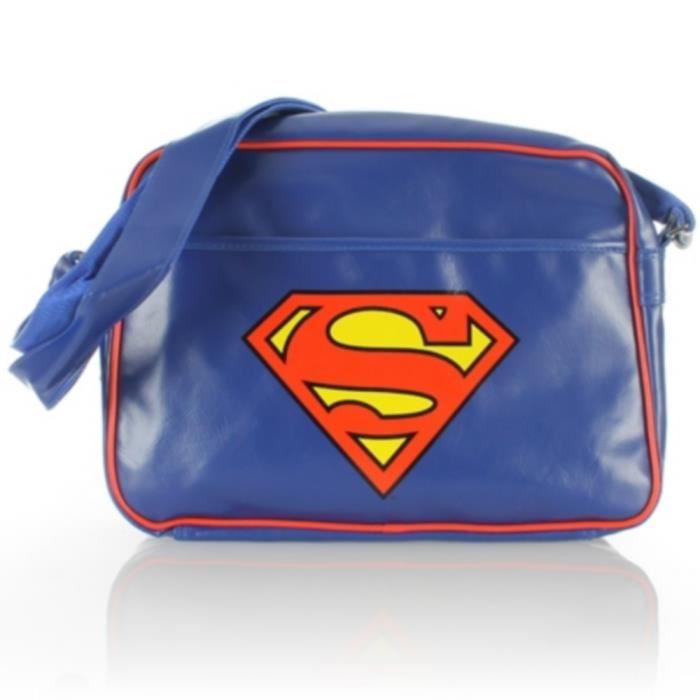 Sac bandouliere officiel dc comics superman