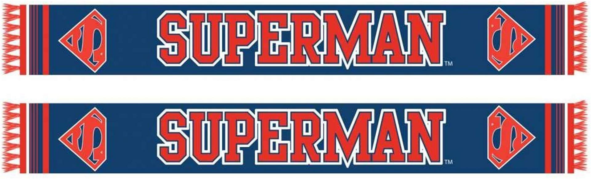 Superman echarpe