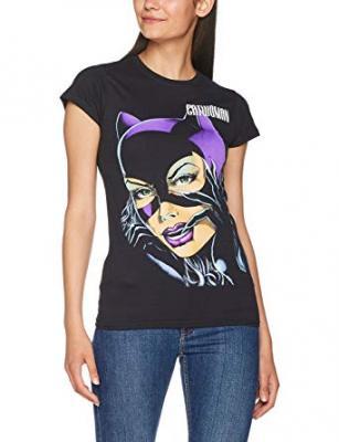 T shirt femme catwoman