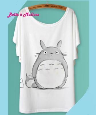 T shirt totoro