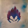 Vegeta peinture