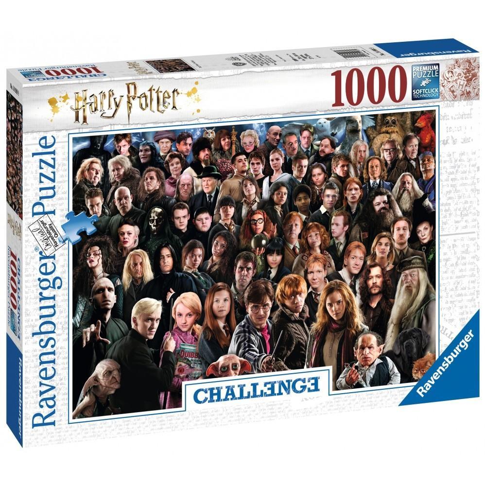 1000p challenge puzzle harry potter