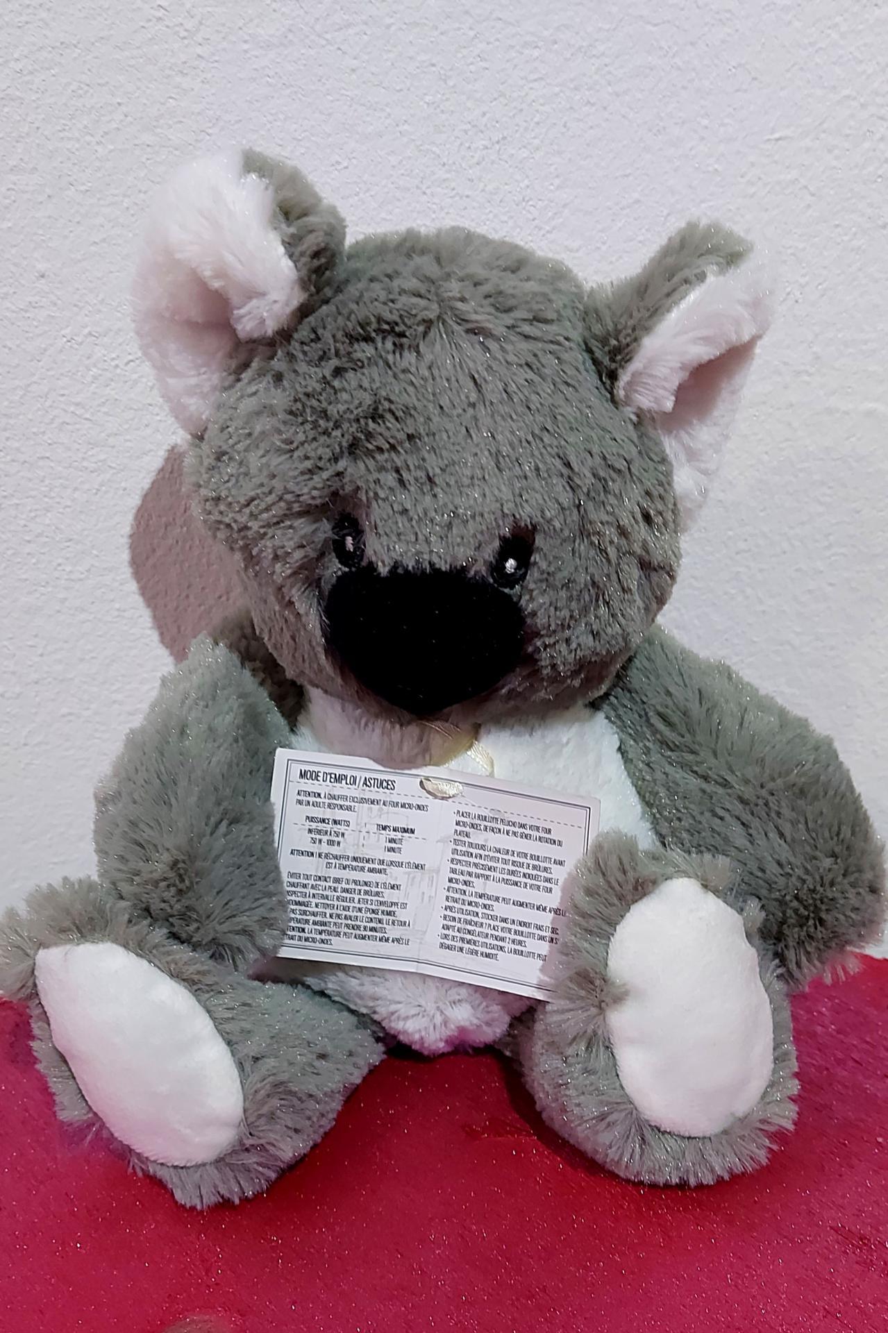 bouillotte sèche koala