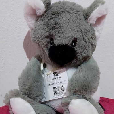 bouillotte koala peluche