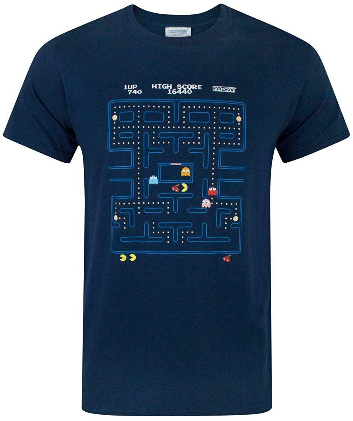 T shirt gaming Pac man