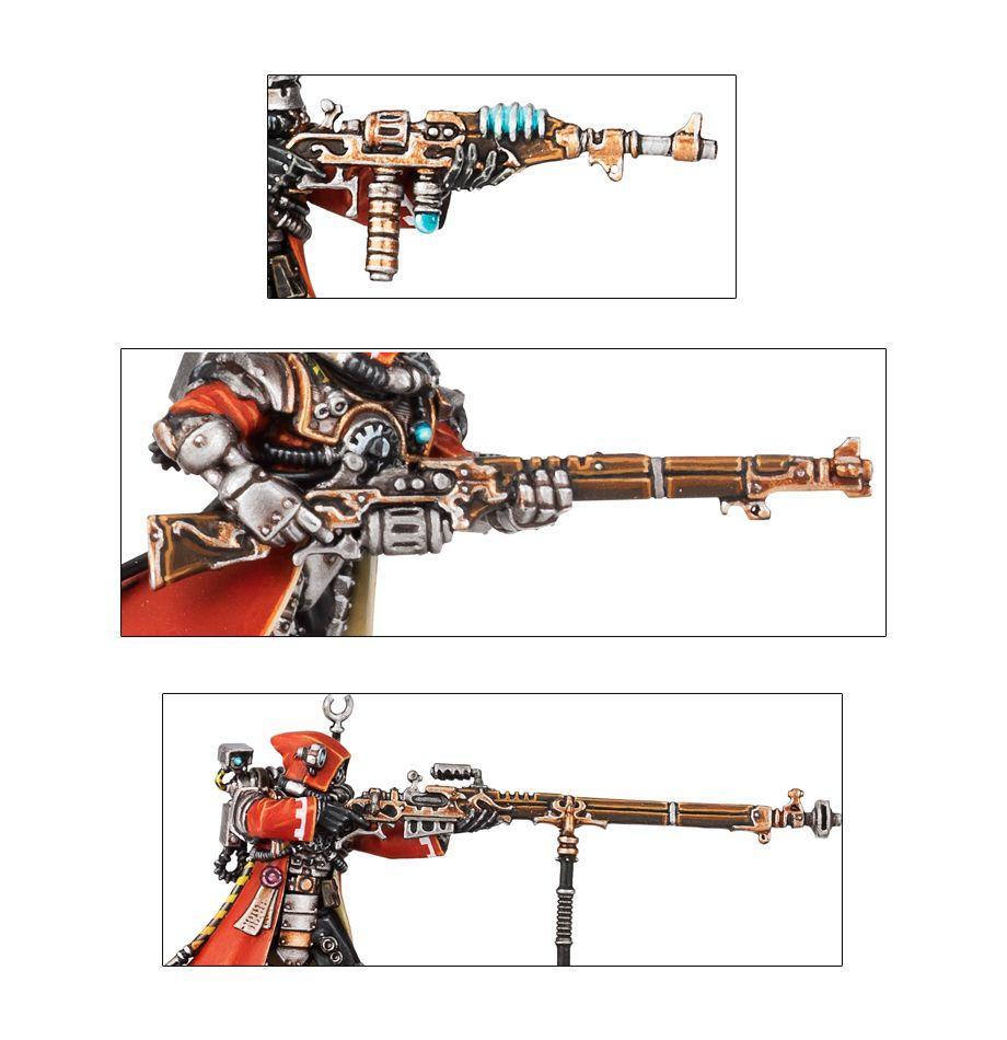 Adeptus mechanicus skitarii warhammer 40 000 1