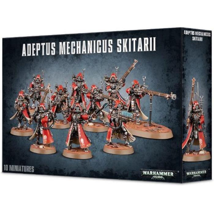 Adeptus mechanicus skitarii warhammer 40 000