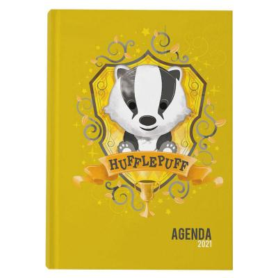 Agenda 2021 harry potter poufsouffle