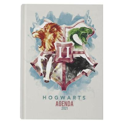 Agenda hogwarts harry potter 2021
