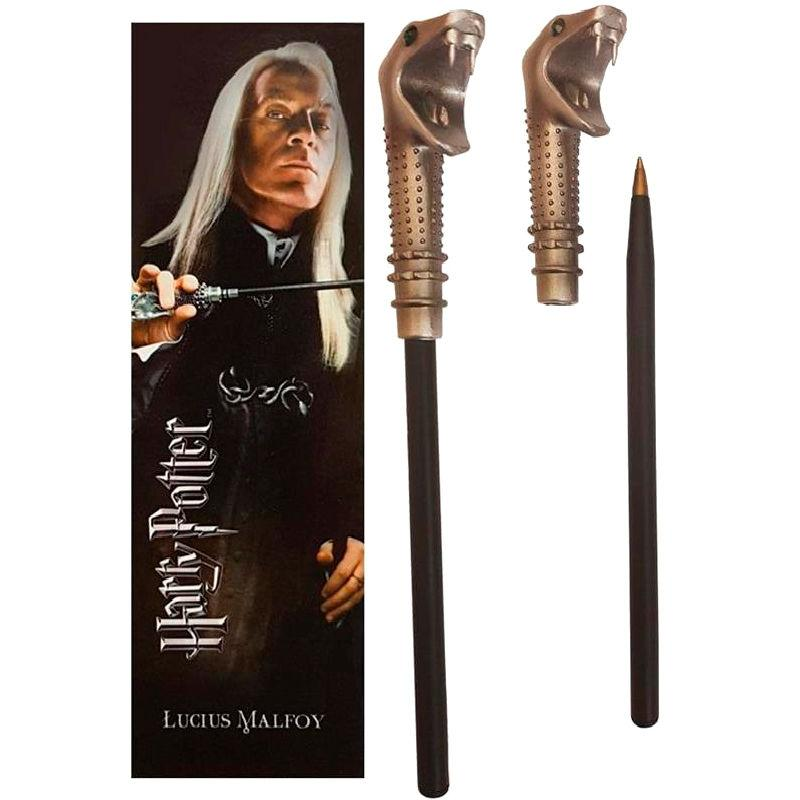 Baguette lucius malfoy stylo harry potter
