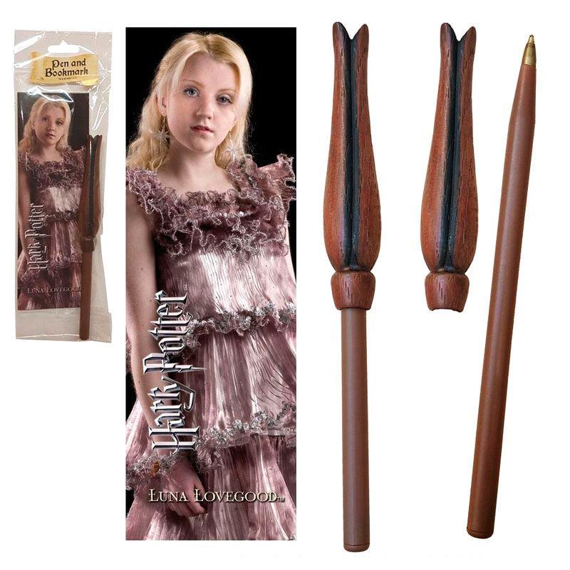 Baguette luna lovegood stylo harry potter