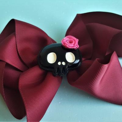 Barrette gothique lolita