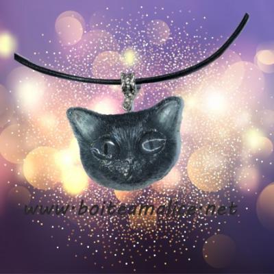Bijou chat collier chaton