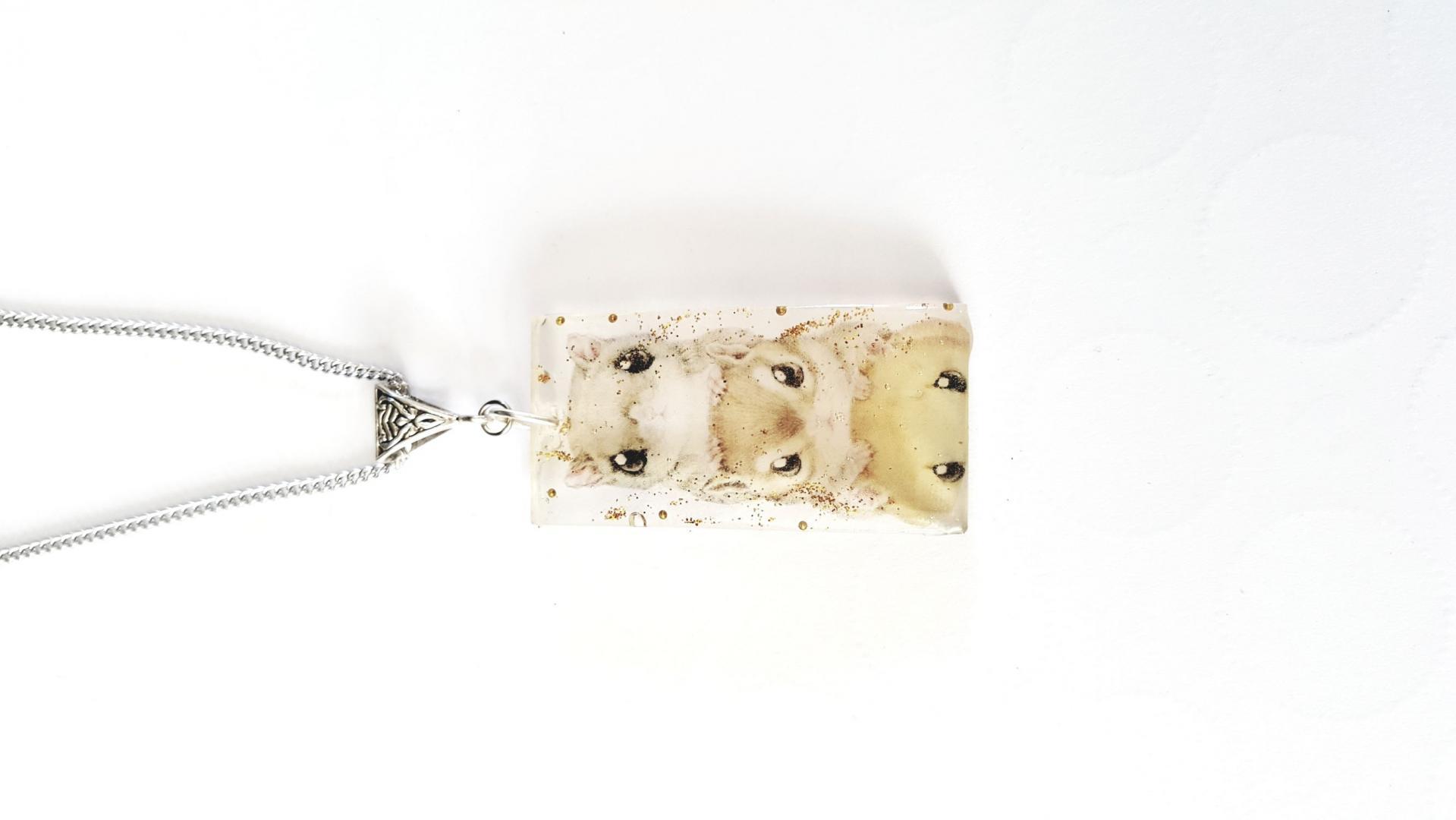 Bijoux hamster 1