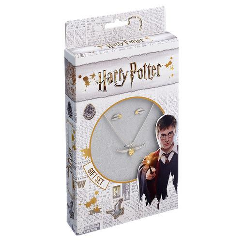 Bijoux harry potter vif d or