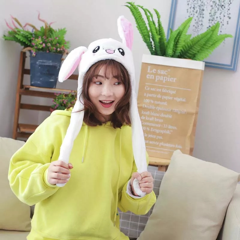 Bonnet lapin kawaii