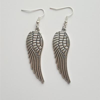 Boucles d oreille ailes