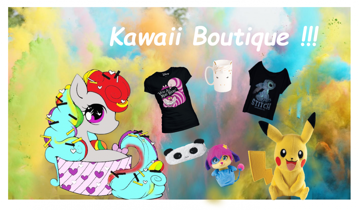 Boutique kawaii