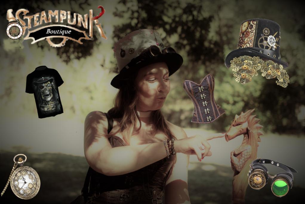 Boutique steampunk