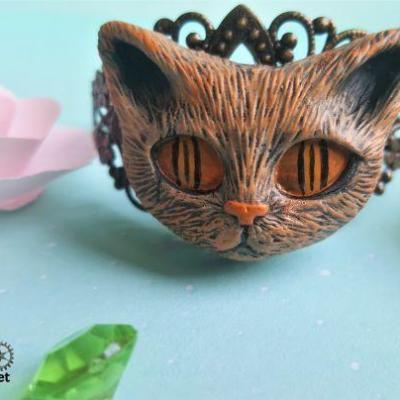 Bracelet chat bijou 1