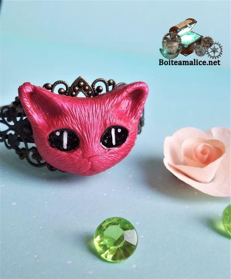 Bracelet chat kawaii 1