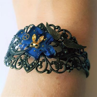 Bracelet lapin chic