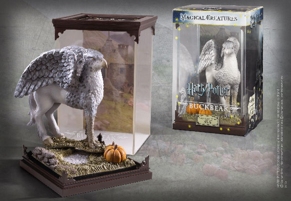 Buck hippogriffe harry potter figurine