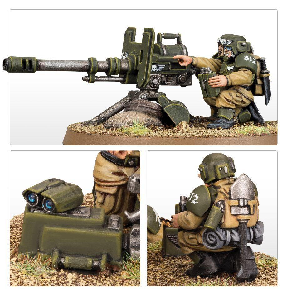 Cadian heavy weapons squad 1