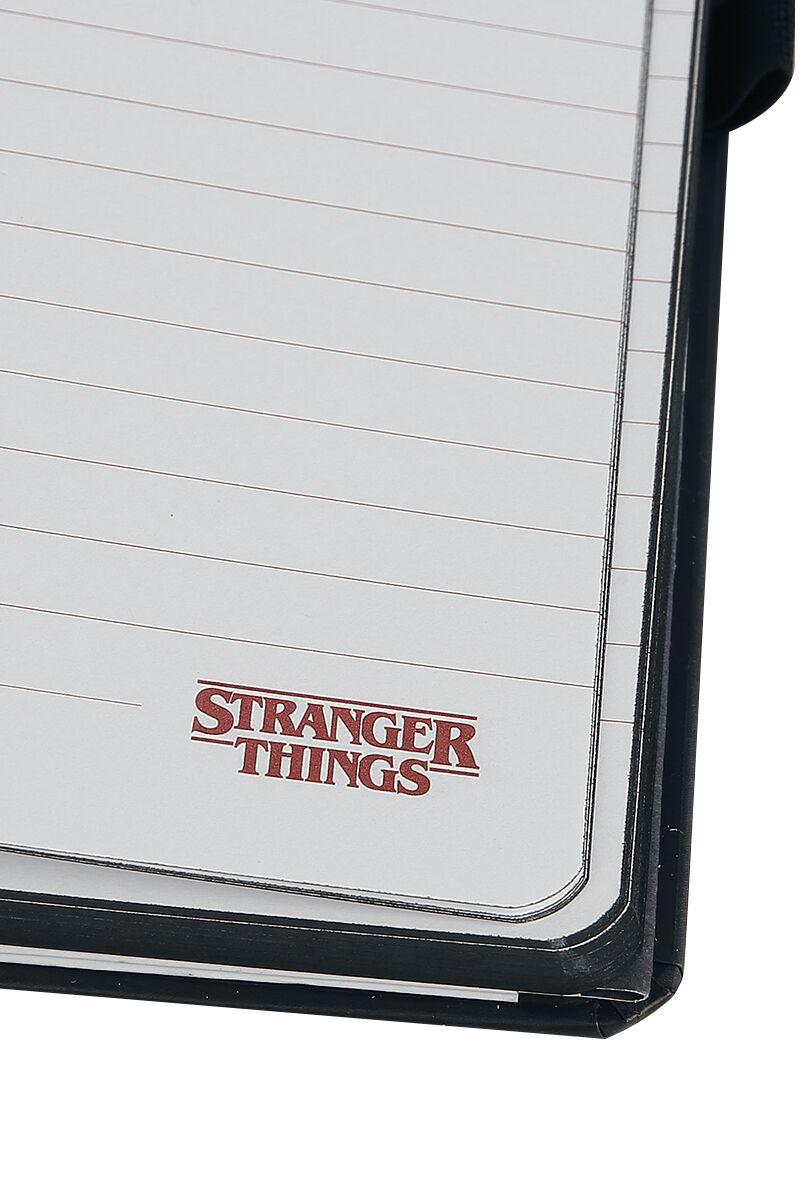 Cahier a5 stranger things