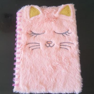 Cahier chat kawaii