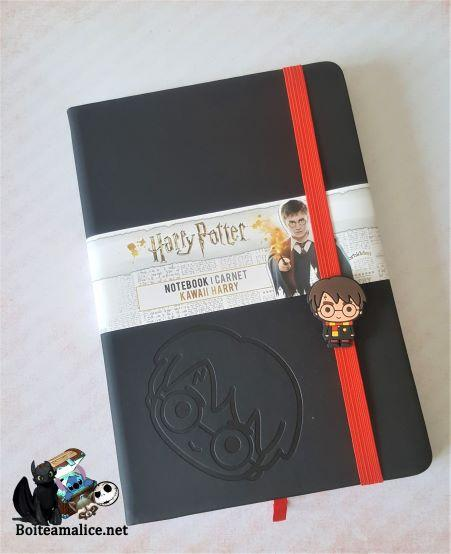 Cahier harry potter chibi