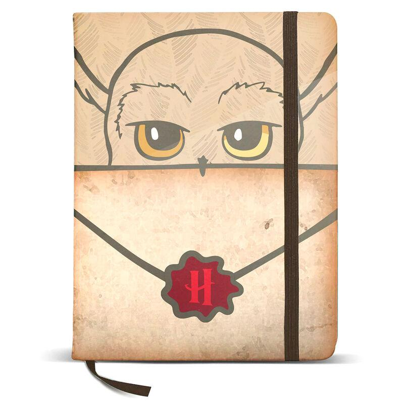 Cahier harry potter hedwige 1