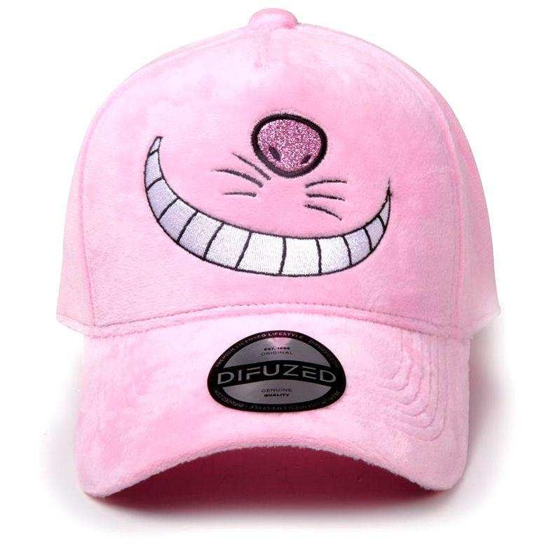 Casquette alice cheshire cat