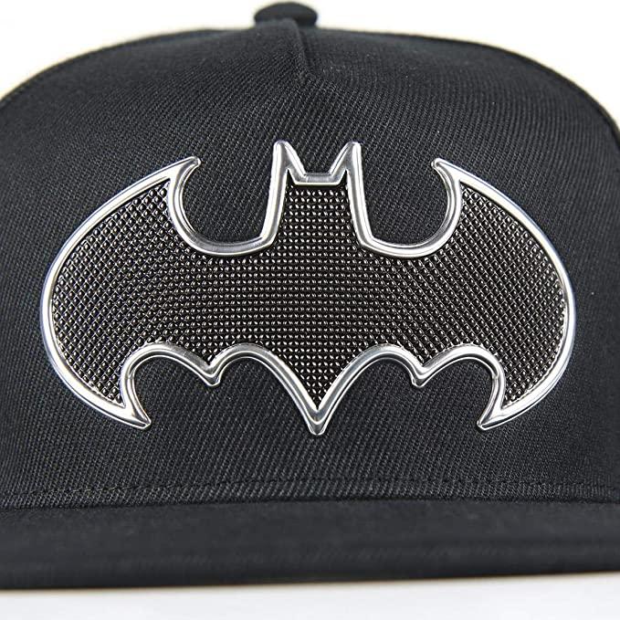 Casquette batman visiere plate