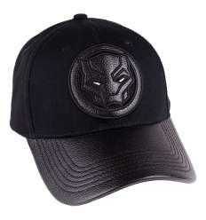 Casquette black panther marvel logo deluxe