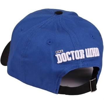 Casquette docteur who 1