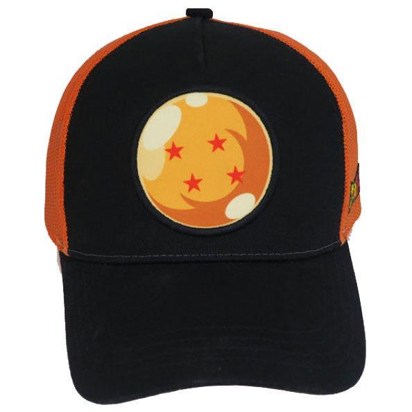 Casquette dragon ball z boule de cristal 4