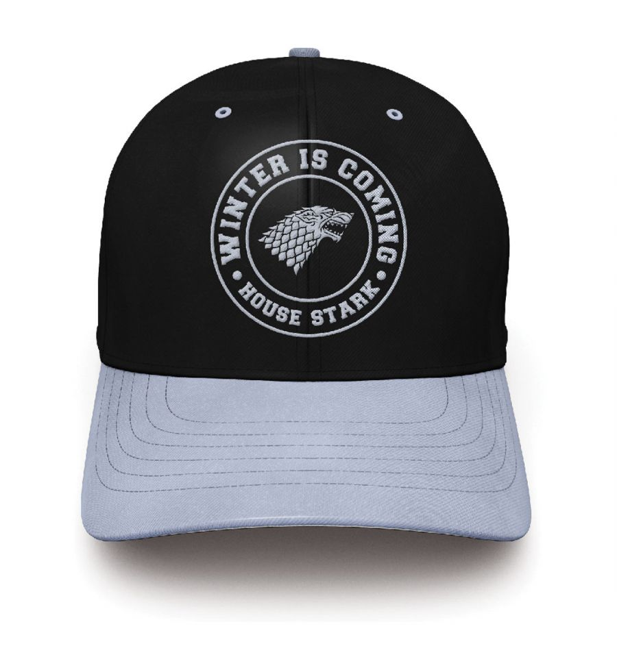 Casquette game of thrones stark