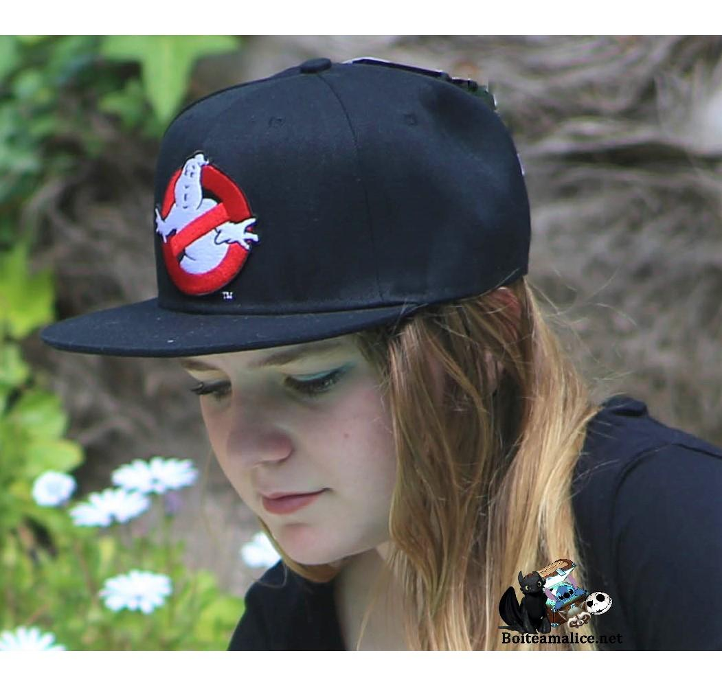 Casquette ghostbusters 2