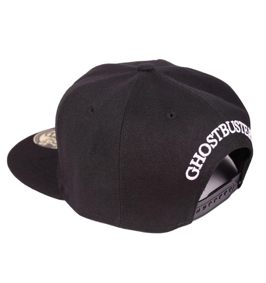 Casquette ghostbusters logo