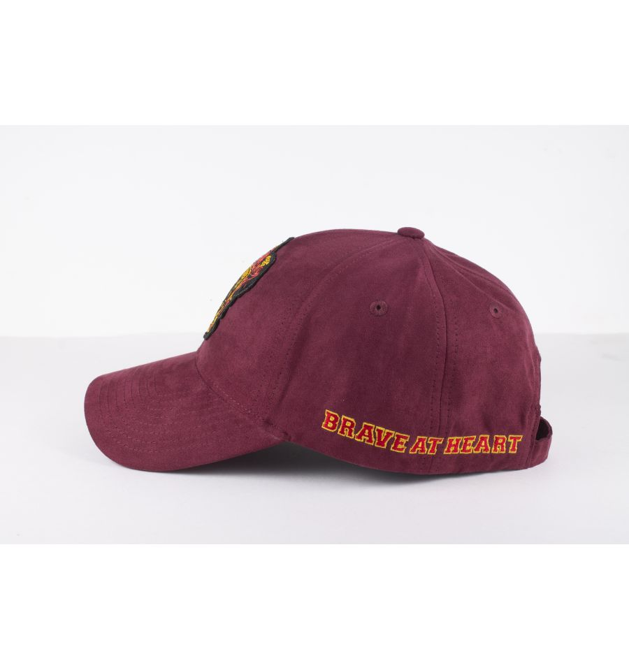 Casquette gryffondor harry potter
