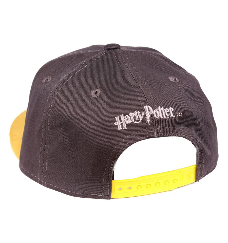 Casquette harry potter hufflepuff 1