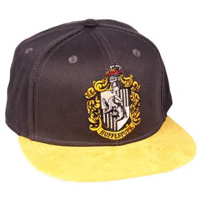 Casquette harry potter hufflepuff school 1